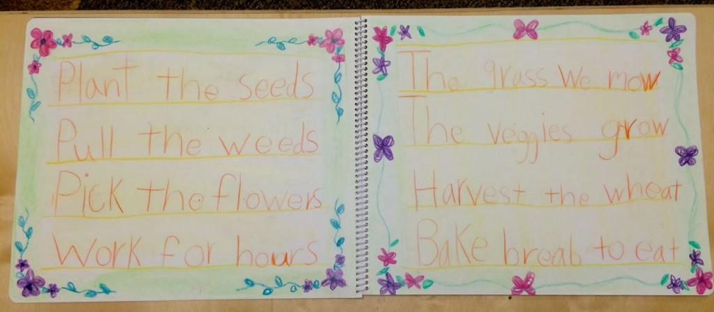 Gardening Poem